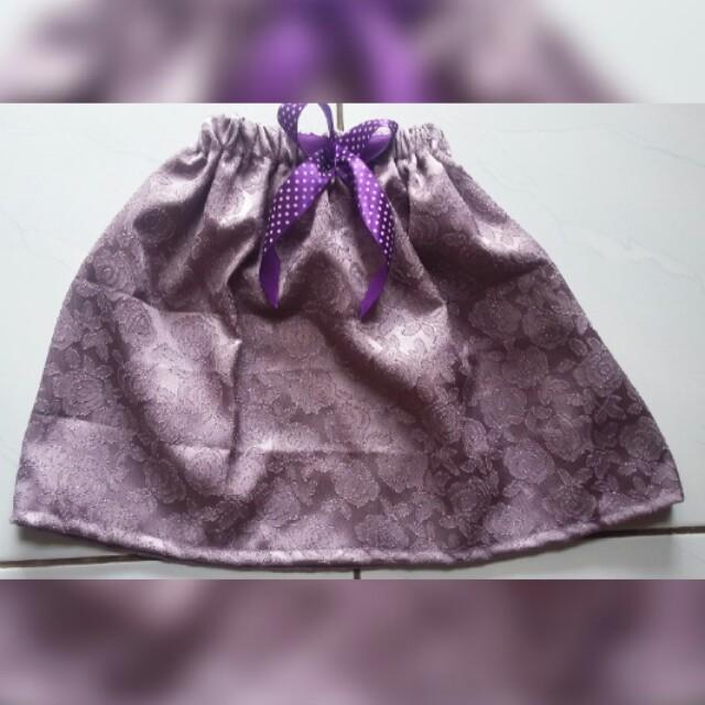 Rok tutu purple
