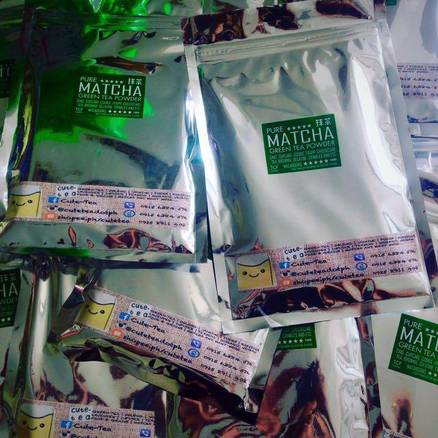 SALE!!! Matcha Pure Green Tea Powder 100 grams