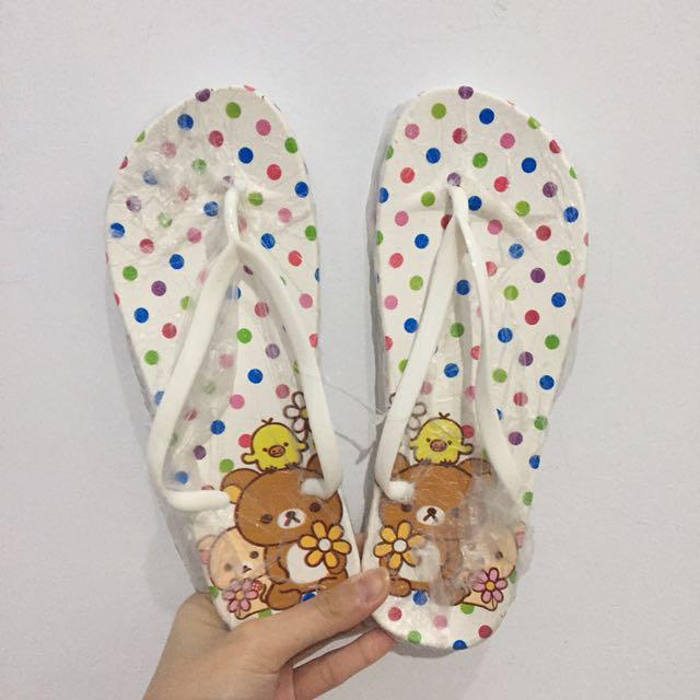Sandal japit rillakumma