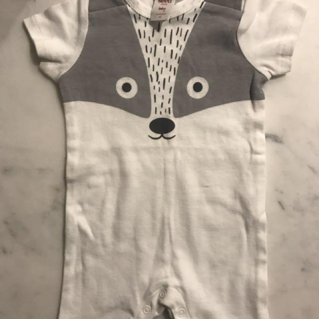 Seed Heritage Baby Bodysuit