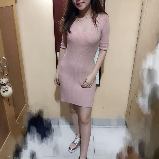 Sexy simple dress