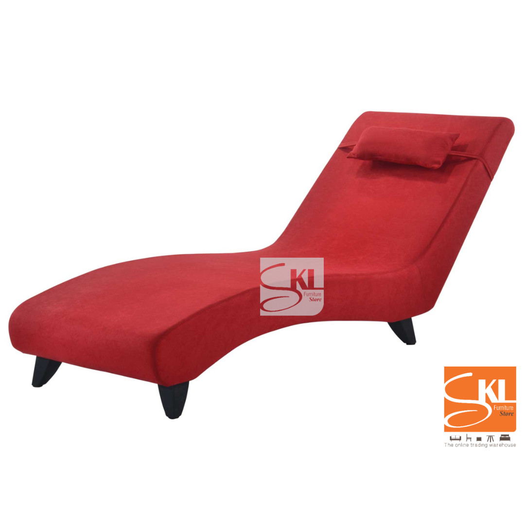 SKL RELAX CHAIR / RESTING CHAIR / LAZY CHAIR (RED) Home u0026 Furniture Furniture on Carousell  sc 1 st  Carousell & SKL RELAX CHAIR / RESTING CHAIR / LAZY CHAIR (RED) Home u0026 Furniture ...