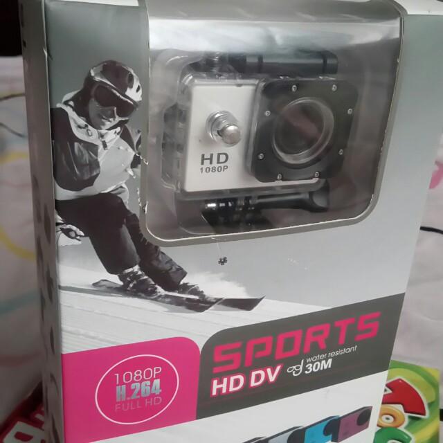 SPORTS HD DV Sports Camera