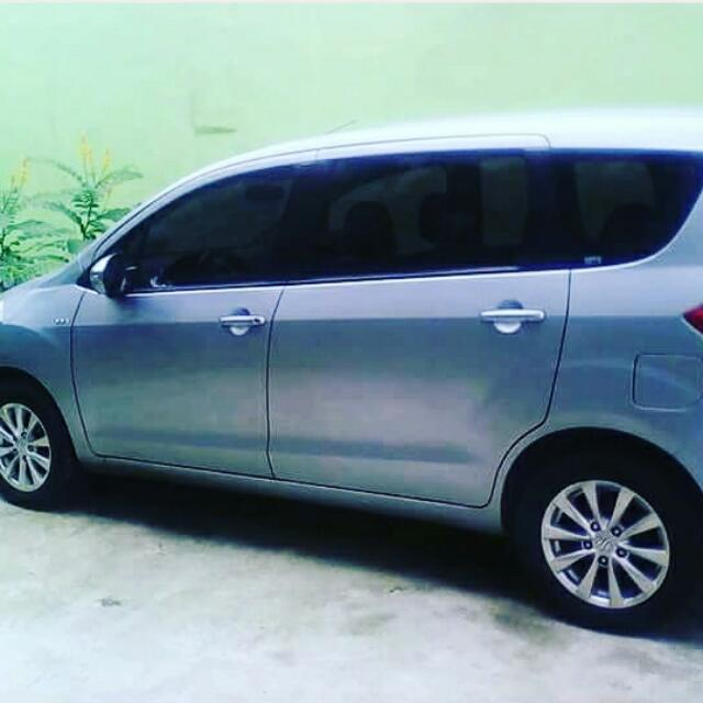 Suzuki Ertiga GLX matic 2015 model  Rush For Sale Pm me for details. Malinis po ang papers Casa maintained Naka leather seats Insured till March 2018 Pwedeng pang Uber or Grab. Lto registered Till 2018 Pm me for details