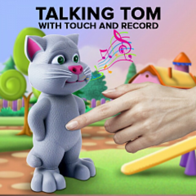 Talking Tom Toys Games Toys On Carousell