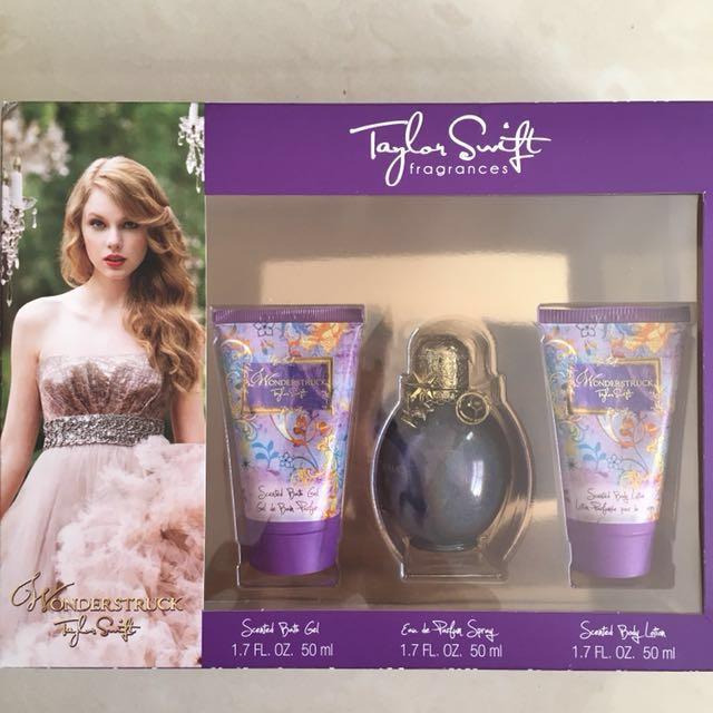 Taylor Swift Wonderstruck 3 piece set