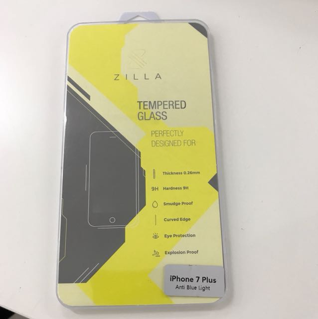 tempered glass iphone 7 plus