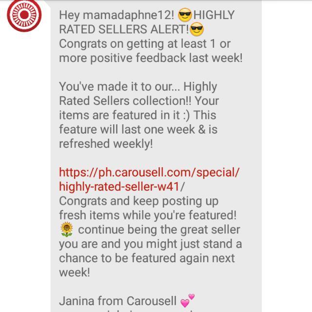 Thank U Again Carousel!  #3rd