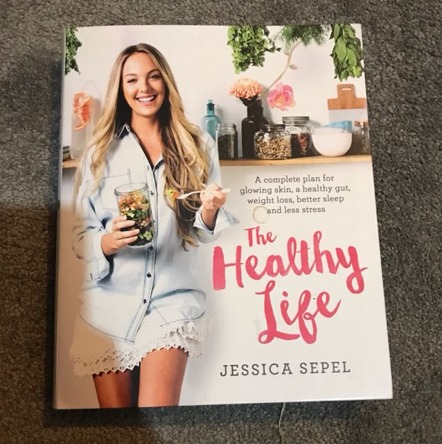 The Healthy Life weight loss book