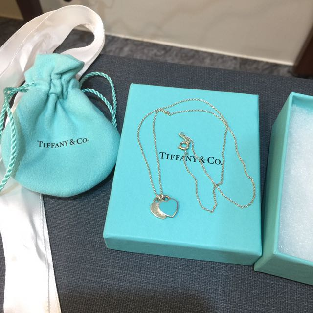 Tiffany&co 項鍊