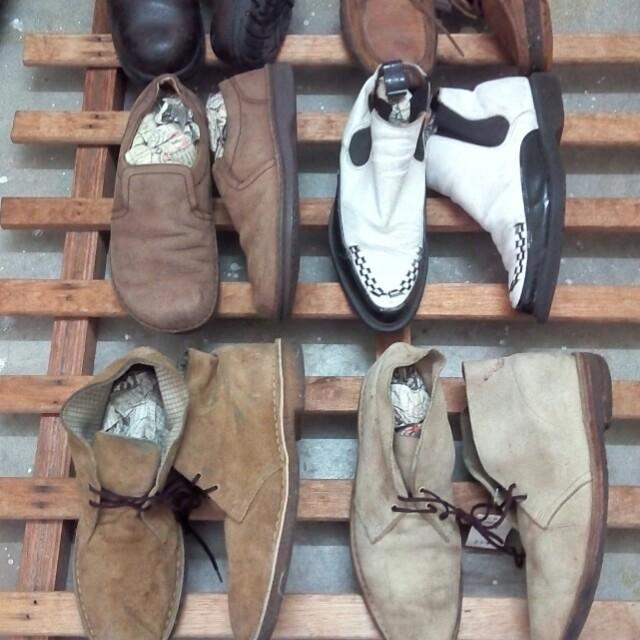 Timberland clarks dr martens birkenstock, Men's Fashion