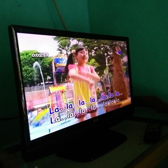 TV Lg 22 Inch
