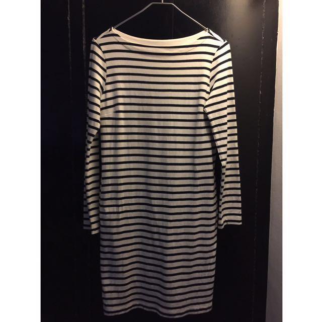 Uniqlo Striped Dress
