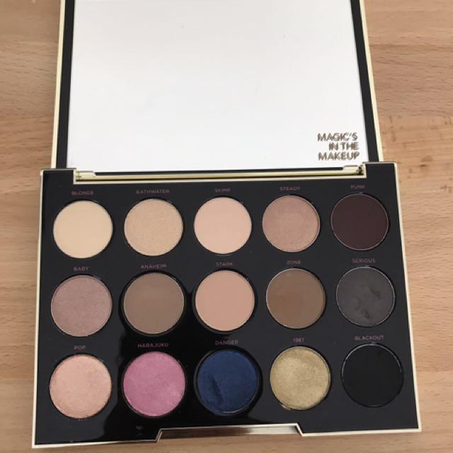 Urban Decay Gwen Stefani Eye Palette
