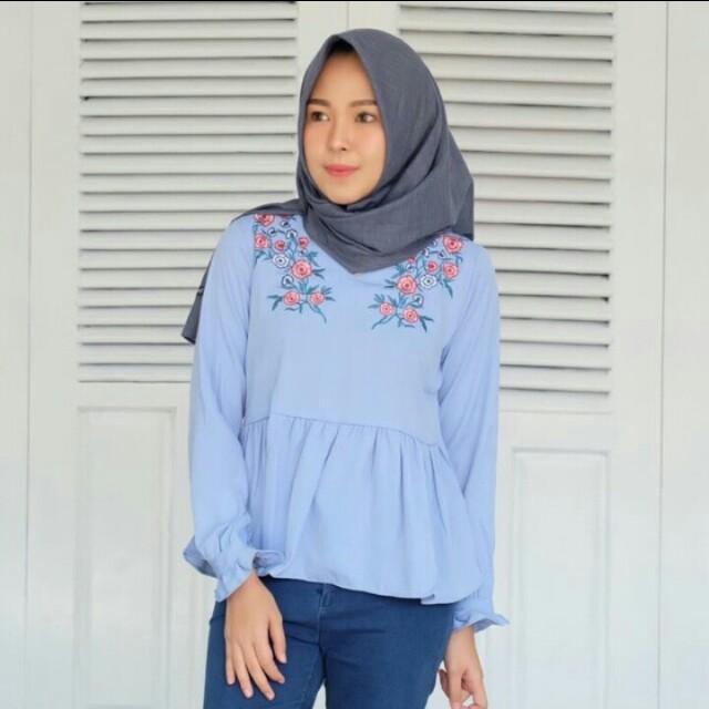 Vincy blouse (look like zara)