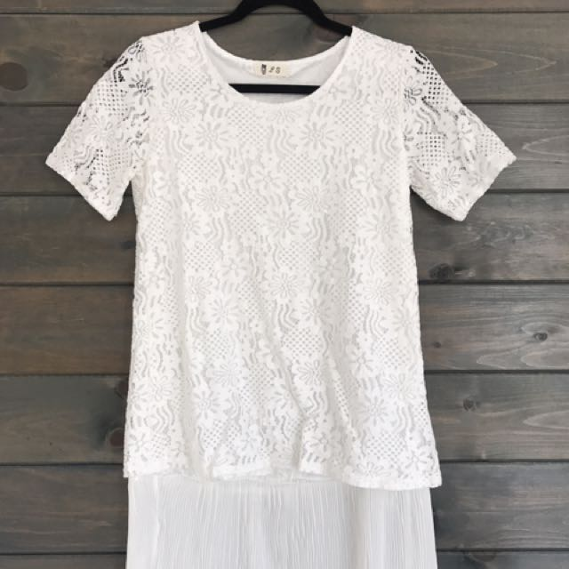 White skirt (NEW)
