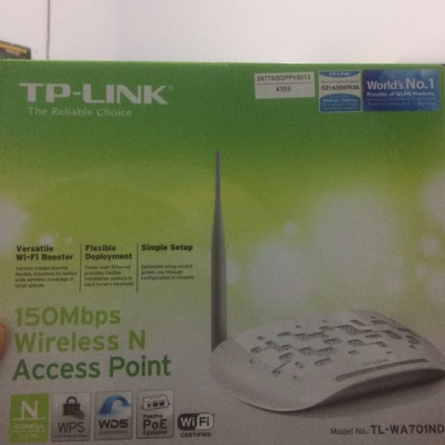 Wireless TP Link