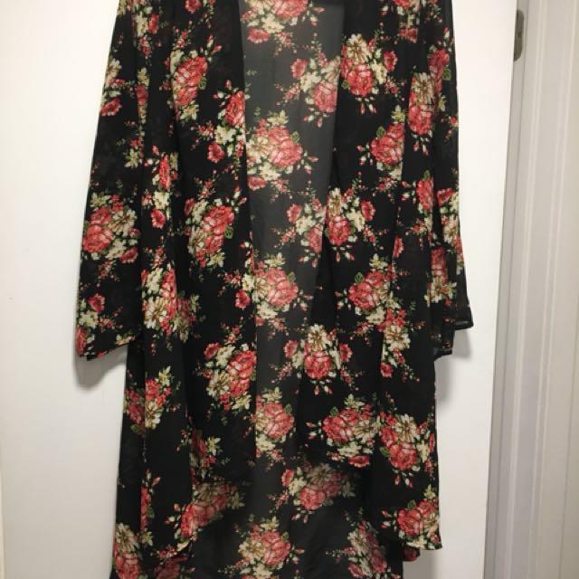 Women's Kimono size small