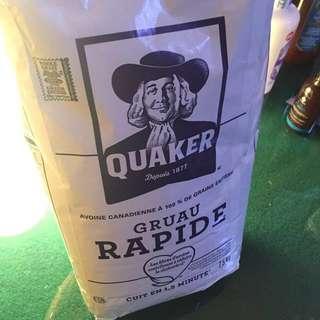 Quaker Quick Oats 2.5kg