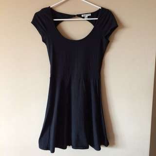 Black American Eagle Dress