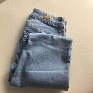 Lui Jo Blue Straight Leg Jeans