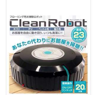 Clean Robot Mini Robot Vacuum Cleaner Sweeping Circle Clean Intelligent Vacuum Cleaner Sweeping Robot