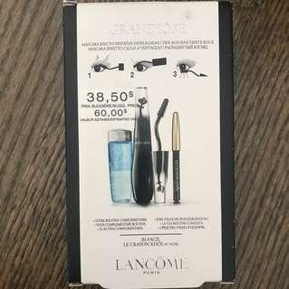 Lancôme eye set