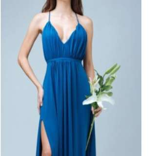 Zoo Long Gown
