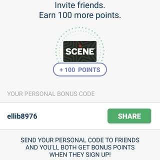 🍿Scene points!🎞 free