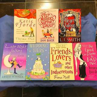 Bestsellers| POP FICTION & CHICK LIT TITLES