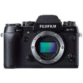 Fuji Film X-T1 Mirrorless Black Digital Camera