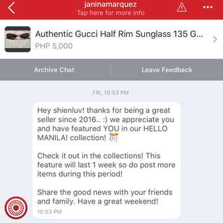 2nd time featured here in carousell Thank You Carousell!
