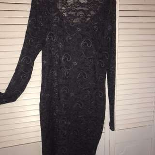 Aritzia Talula Lace Dress