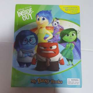 Inside Out Busy Book