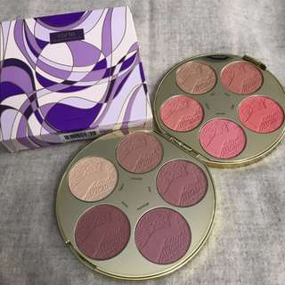 Tarte Colour Wheel Blush Palette