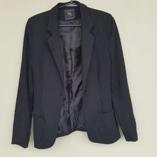 Black Cotton On blazer