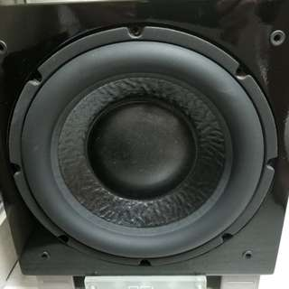 重低音喇叭 REL R-205 10吋