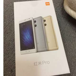 (IMPORTED) Xiaomi Redmi Pro 64GB/3GB | Dual Camera