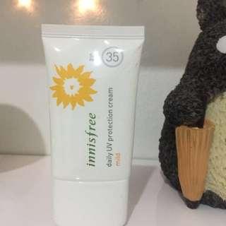 Innisfree Daily UV Protection Cream SPF 35