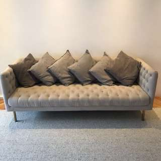 penny sofa by castlery