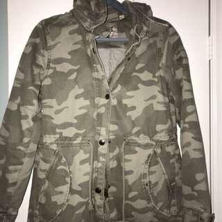 Army fall Jacket