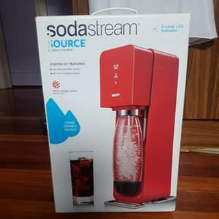 Soda Stream Kit