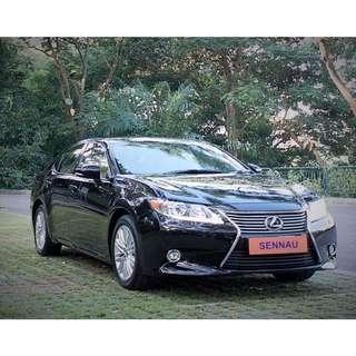 Lexus ES250 2.5 Auto Luxury