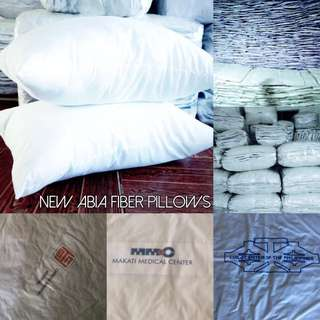 Fiber Pillows