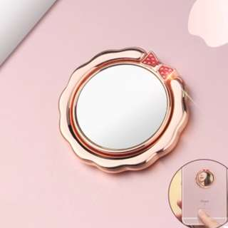 Oui.abi magnetic mirror phone ring
