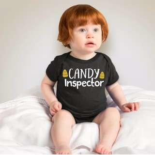 Baby Halloween Onesies
