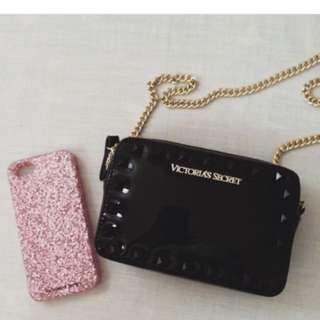 Victoria's Secret Glitter iPhone 5/5s Case