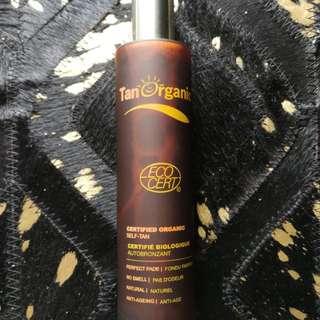 31f688ac72 Brand New TanOrganic Certified Organic Self Tan