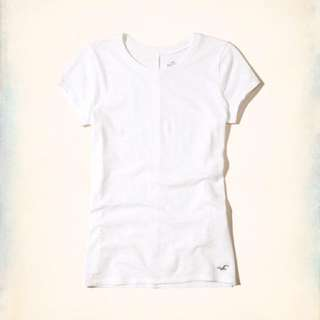 Hollister Must-Have Slim Crew T-Shirt
