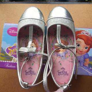 Sofia The First Doll Shoes
